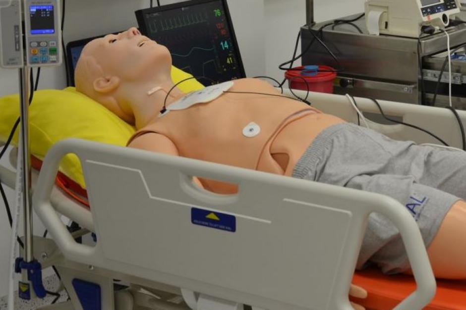 Kielce: Wydział Lekarski UJK też z Centrum Symulacji Medycznej