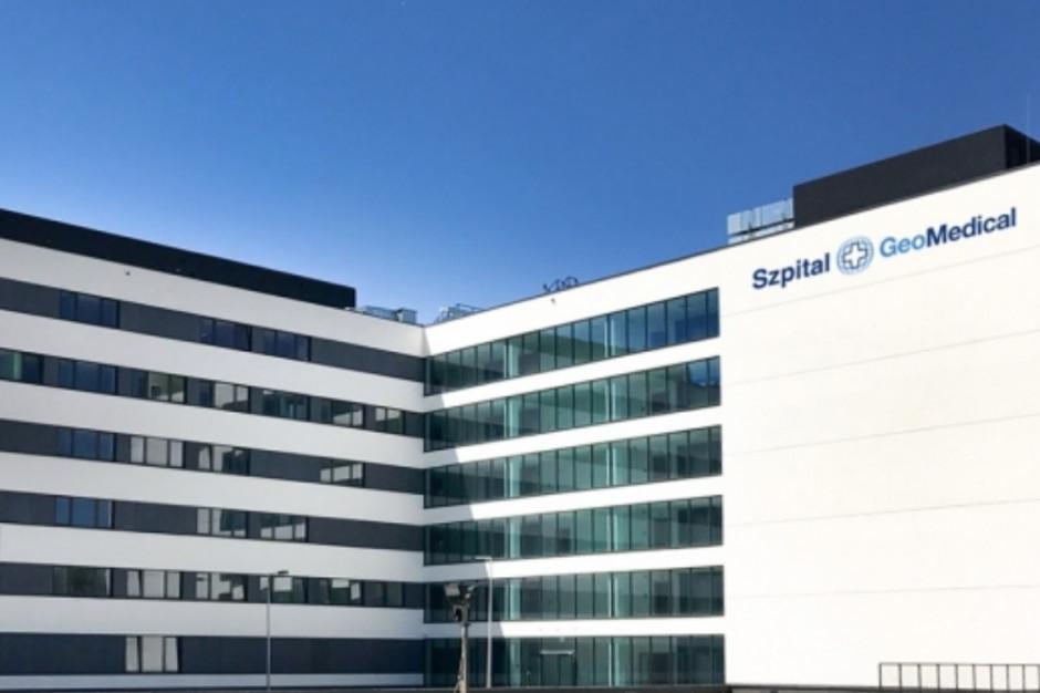 Katowice: prywatny szpital GeoMedical wstrzymuje działalność