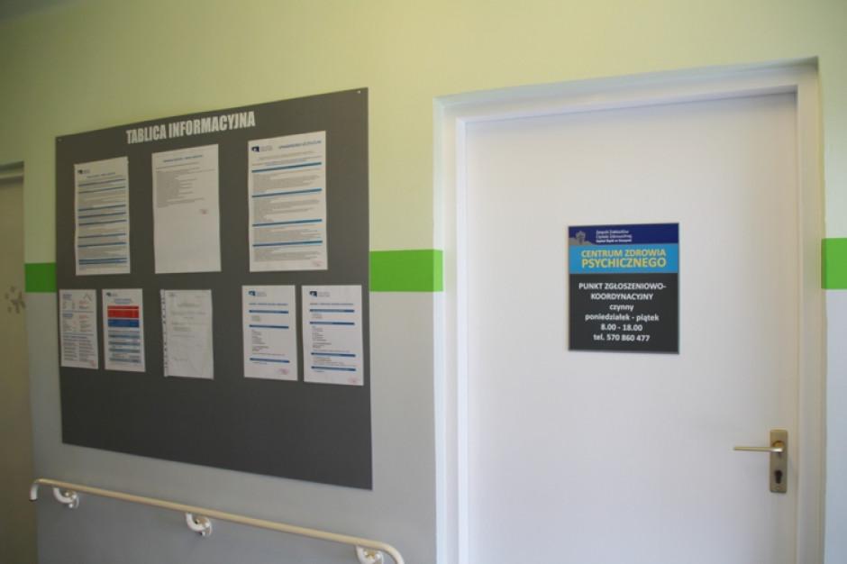 Szpital Śląski uruchomił nowy punkt Centrum Zdrowia Psychicznego w Skoczowie