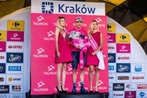 Tour de Pologne: francuski kolarz wygrywa klasyfikacje i wyścig z cukrzycą