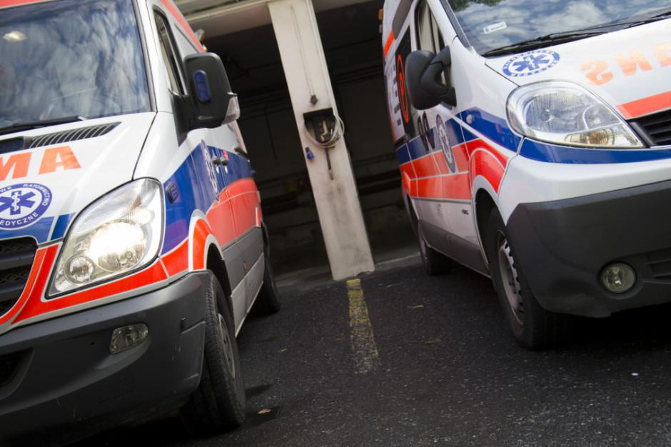 Radom: pięć nowych karetek dla stacji pogotowia ratunkowego