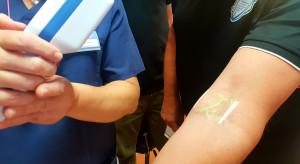 Olsztyn: szpital dziecięcy otrzymał w darze skaner żył