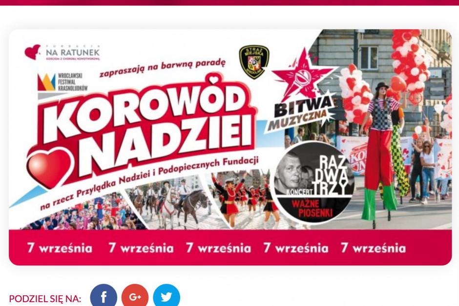VIII Wrocławski Korowód Nadziei