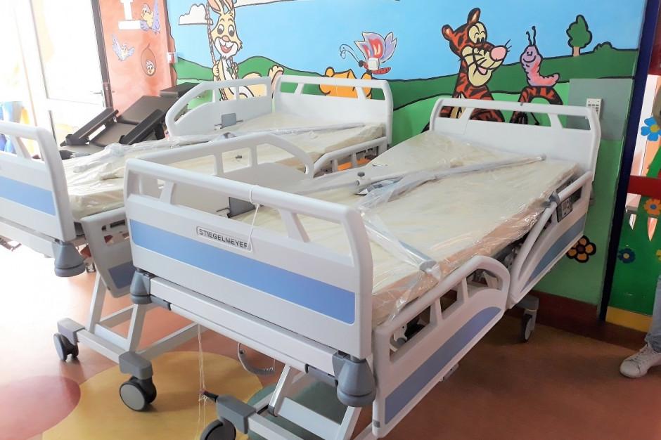 Lublin: wstrzymane przyjęcia do szpitala dziecięcego