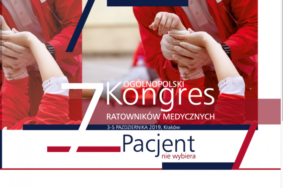 7. Ogólnopolski Kongres Ratowników Medycznych