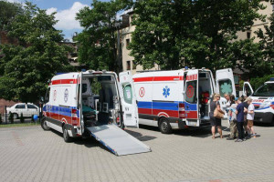 Kraków: pogotowie podsumowuje pierwszy dzień akcji ratunkowej po tragedii w Tatrach