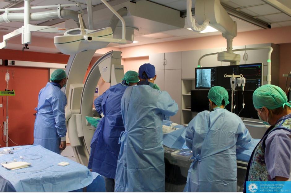 Gorzów Wielkopolski: szpital wprowadza nową metodę leczenia wady serca