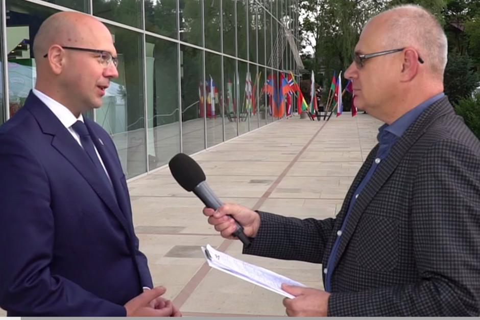 Bartłomiej Chmielowiec: wierzę, że przedmiot wiedza o zdrowiu trafi do szkół