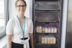 Gdańsk: otwarcie banku mleka kobiecego w UCK
