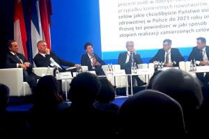 Debata komitetów wyborczych: takie mają pomysły na przyszłość ochrony zdrowia