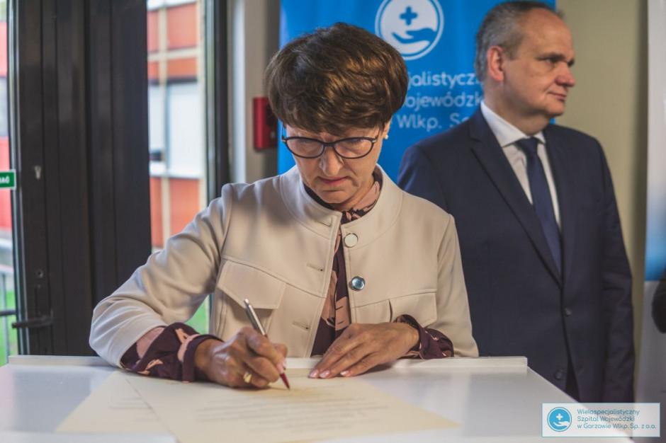 Gorzów Wlkp.: ruszyła budowa OIOM i hematologii