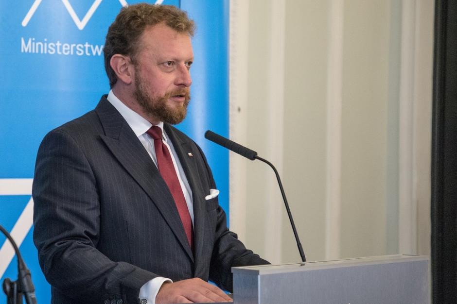 Szumowski potwierdza: powstanie fundusz modernizacji - głównie dla szpitali powiatowych
