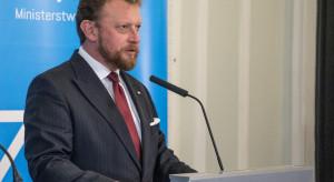 Minister Szumowski: planujemy kolejne spotkania z fizjoterapeutami i dyrektorami NFZ