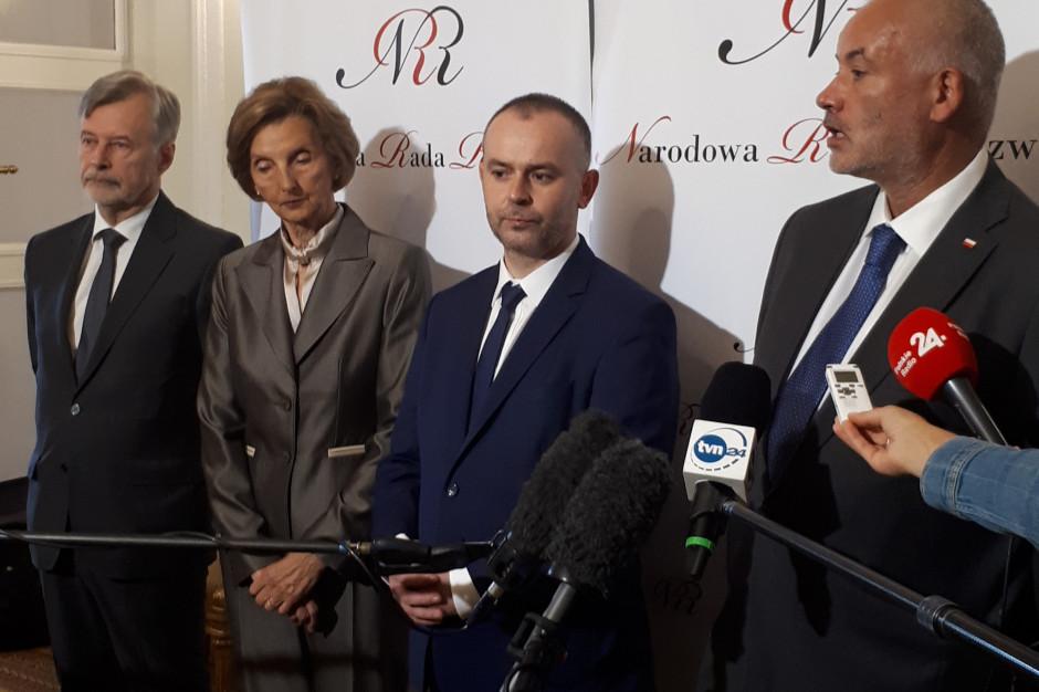 Paweł Mucha: chciałbym, by jedną z pierwszych inicjatyw prezydenta były Centra Zdrowia 75+