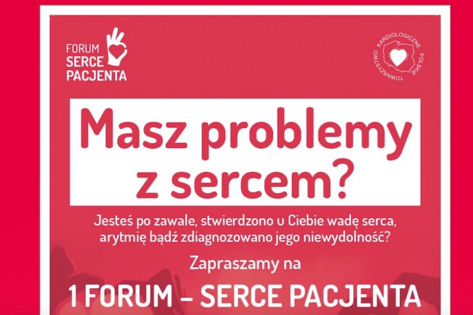 Katowice: wybitni kardiolodzy zapraszająna otwarte spotkanie z pacjentami