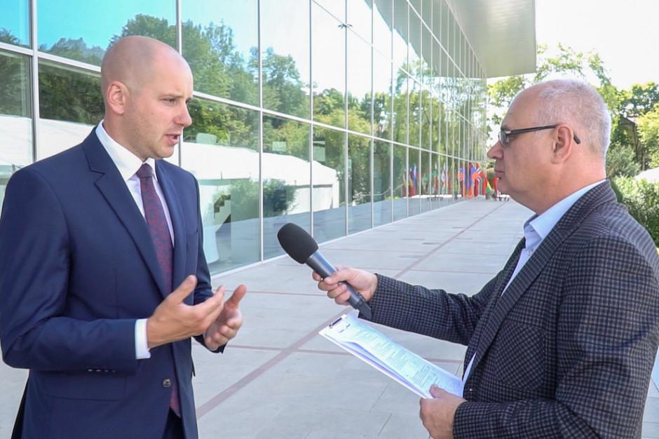 Sławomir Gadomski: inwestycje muszą iść w parze z potrzebami zdrowotnymi