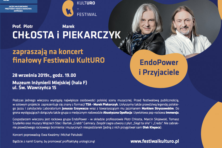 Kraków: V Festiwal KultURO