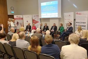 Łódź: sesja organizacji pacjentów na zjeździe hematologów i transfuzjologów