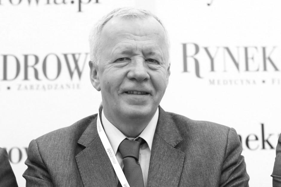 """Łódź: nie żyje Wojciech Szrajber, wieloletni dyrektor """"Kopernika"""""""