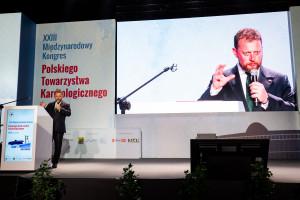 Minister zdrowia na Kongresie PTK: wymierne sukcesy i nowe wyzwania kardiologii