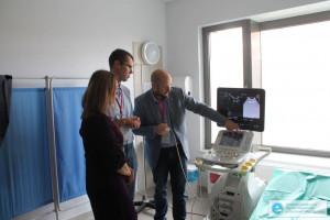 Gorzów Wlkp.: eksperci rozmawiali o stosowaniu ultrasonografii kontrastowej