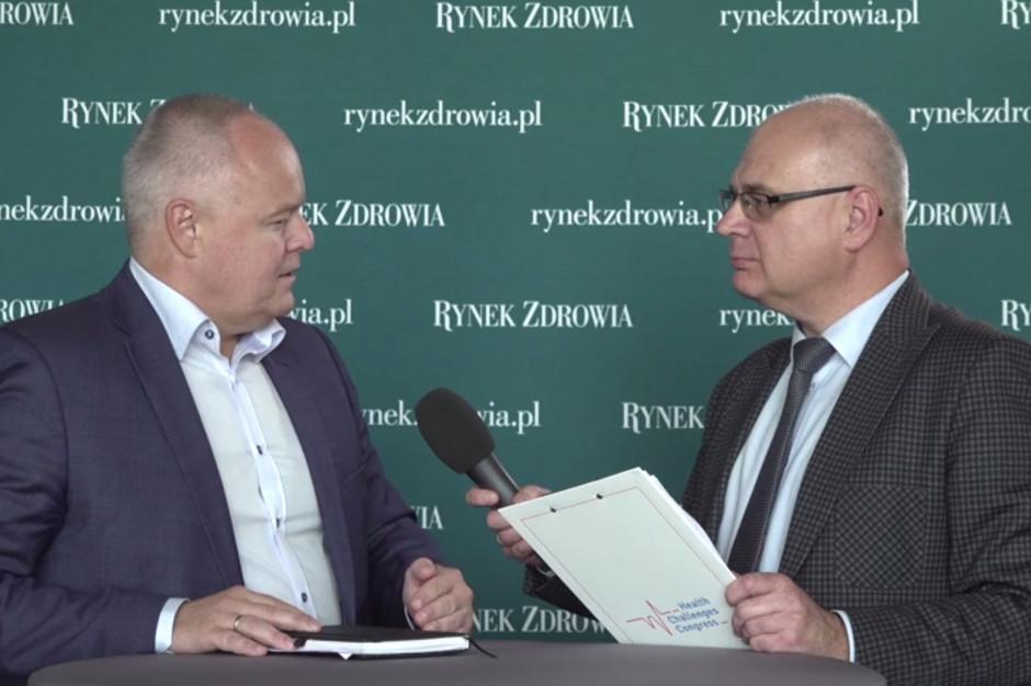 Prof. Marek Gzik: obecność bioinżynierów w szpitalach jest dziś koniecznością