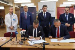 Opolski USK rozpoczął współpracę z ośrodkiem PORT we Wrocławiu