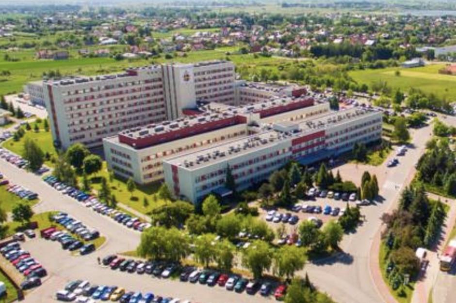 """Zamość: szpital """"papieski"""" obchodził 25-lecie działalności"""