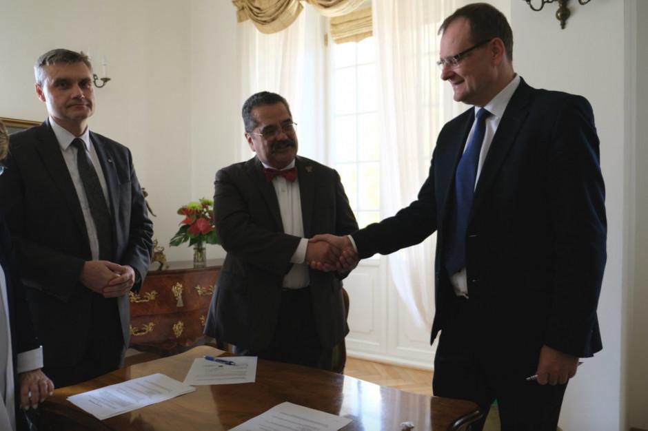Białystok: uniwersytet medyczny będzie współpracował z uczelnią w Teksasie