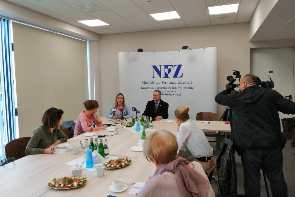 Kujawsko-Pomorskie: w NFZ uruchomiono Stanowisko Promocji Zdrowia i Profilaktyki
