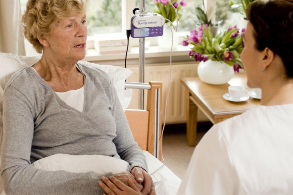 Właściwe żywienie dojelitowe ogranicza powikłania i pobyty w szpitalu