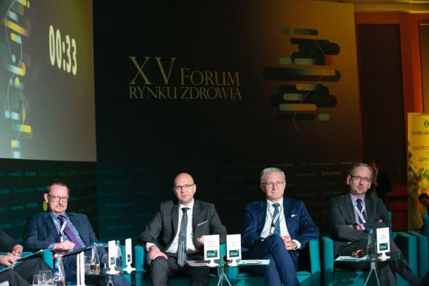 XV Forum Rynku Zdrowia: będą zmiany w ''sieci szpitali''?