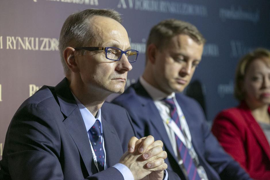 Prof. Gielerak: w porównaniu z farmacją obszar nielekowy jest traktowany w sposób ułomny