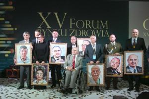 Portrety Polskiej Medycyny: prof. Marian Zembala otrzymał tytuł Lidera 15-lecia Rynku Zdrowia