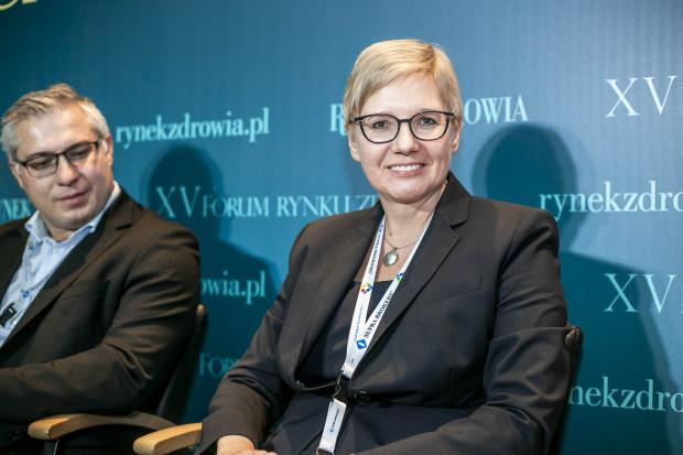 Ewa Lech-Marańda: referencyjność w hematoonkologii - potrzebna, ale nie załatwi wszystkich problemów