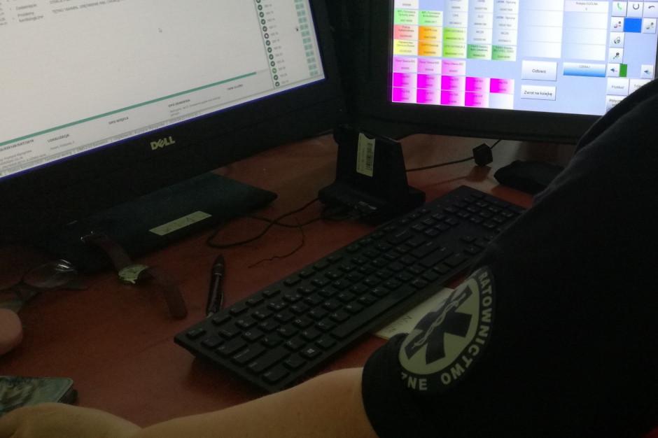 Mazowieckie: dyspozytorzy medyczni z Płocka nie chcą przenosić się do innych dyspozytorni