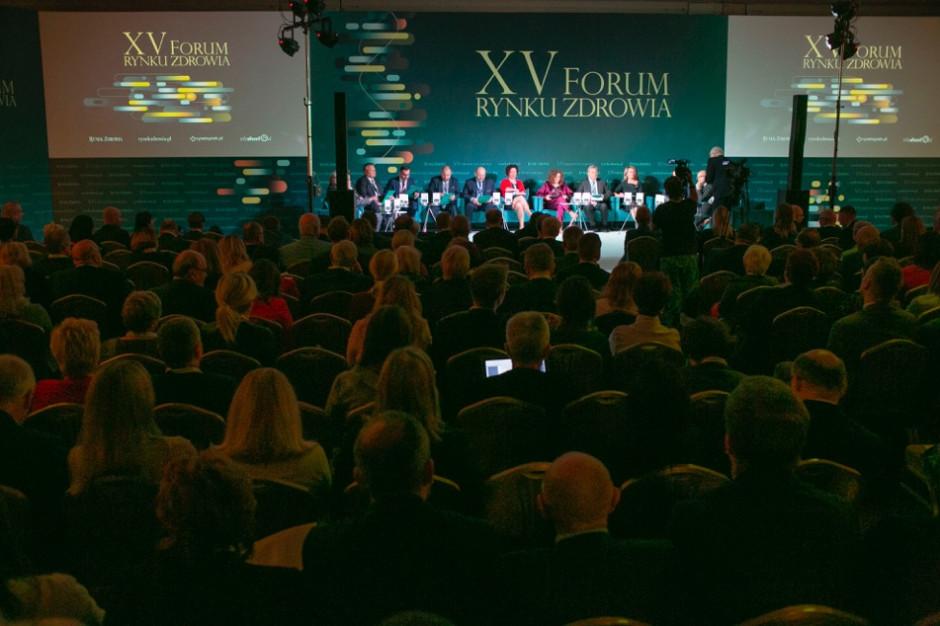 XV Forum Rynku Zdrowia w filmowym skrócie