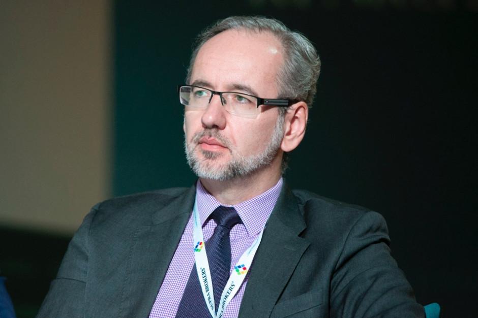 Prezes NFZ: naszymi zasobami danych chcemy dzielić się z placówkami i pacjentami