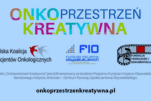 """""""Onkoprzestrzeń Kreatywna"""": prace pacjentów onkologicznych na XV Forum Rynku Zdrowia"""
