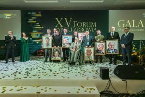 Uroczyste wręczenie Portretów Polskiej Medycyny 2019 (relacja wideo)