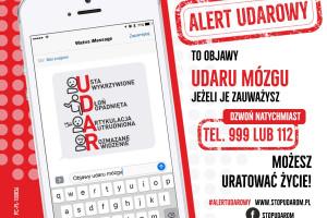 Kampania społeczna: Jacek Rozenek ostrzega przed udarem mózgu