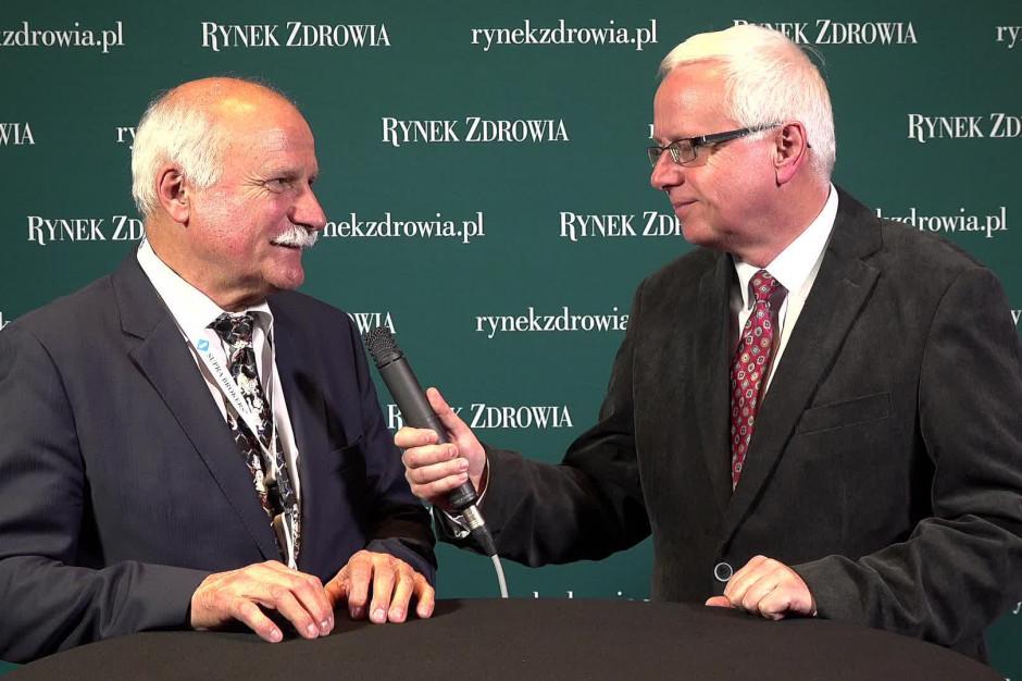 Prof. Jacek Moll: staramy się robić to, czego inni na świecie nie chcą, albo nie potrafią