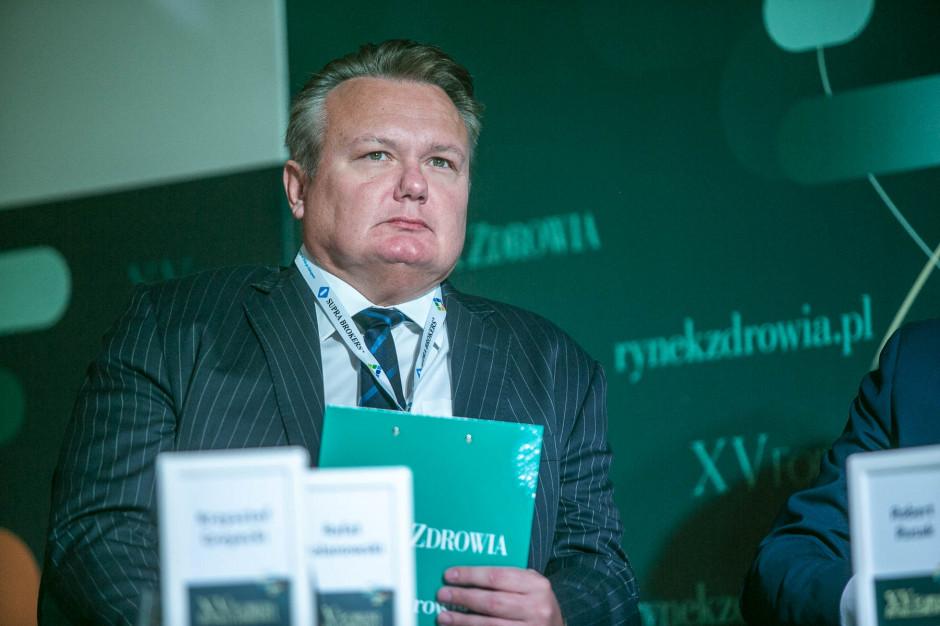 Rafał Holanowski: zdarzenia niepożądane zgłaszamy dla dobra pacjentów