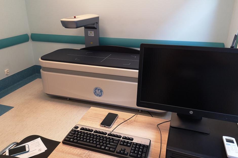 Świecie: w szpitalu rusza pracownia densytometrii