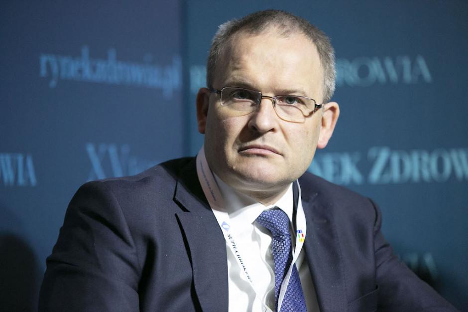 Miłkowski: w tym roku kluczowa koncentracja świadczeń i poprawa sytuacji kadrowej