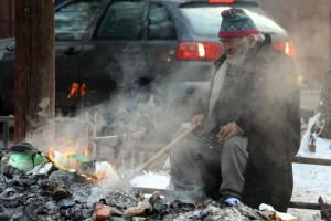 Białystok: Straż Miejska rozpoczęła akcję zimowej pomocy bezdomnym