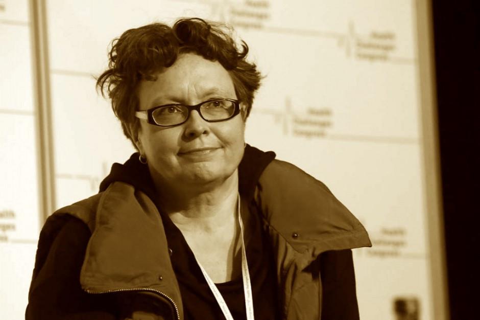 Zmarła Ewa Borek, prezes Fundacji My Pacjenci