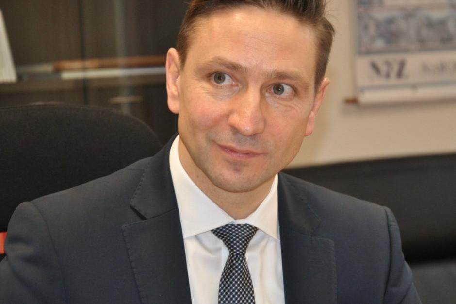 Nowy dyrektor dolnośląskiego oddziału NFZ