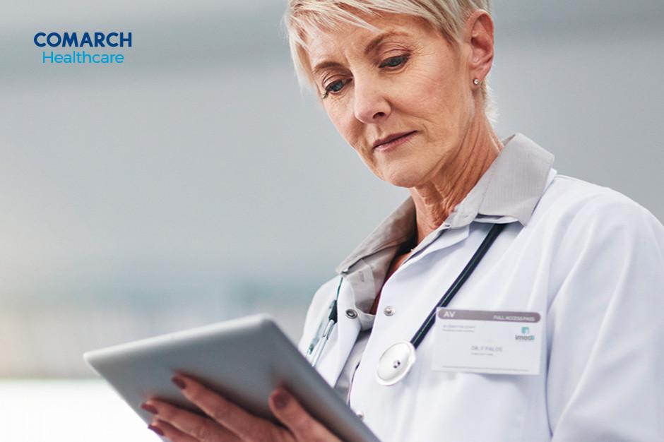 Comarch medNote – wystawiaj recepty elektroniczne i sprawnie zarządzaj pacjentami. Przetestuj 3 miesiące za darmo