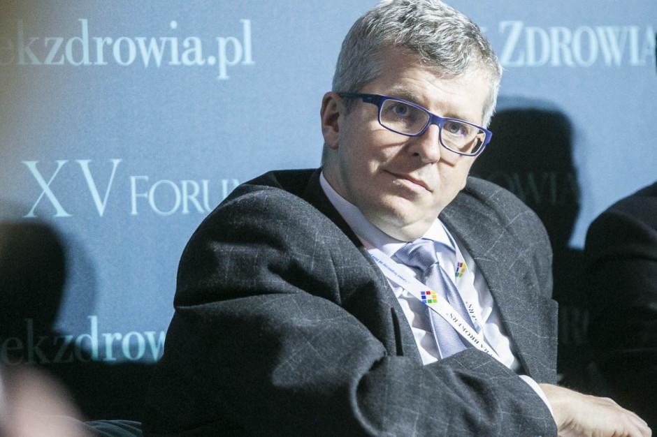 Prof. Rutkowski: brak elastyczności programów lekowych doprowadza do absurdów